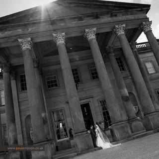 Wynyard Hall Wedding Photograph