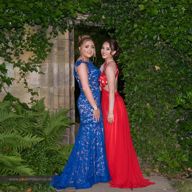 School Prom Photographs