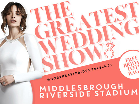 The Greatest Wedding Show...