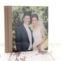 Champagne Wedding Package Album