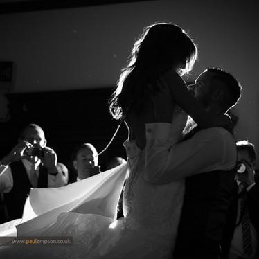 Rudby Hall Wedding Photograph