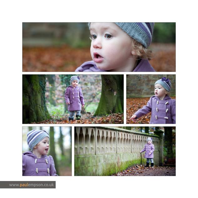 toddler montage