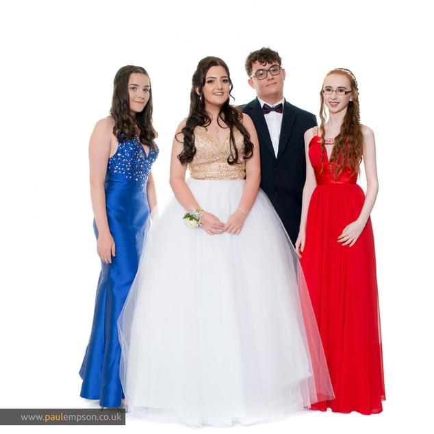 School Prom Photo