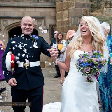 Guisborough wedding photography