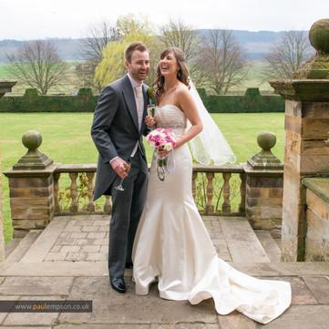 Real Wedding Photographs At Gisborough Hall