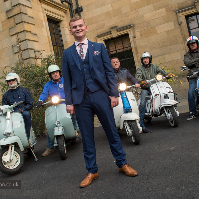 scooters & prom