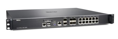 Sonicwall Nsa 3600 Utm Firewall Crosstech