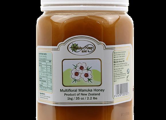 Multifloral (MF) Manuka Honey 35 OZ