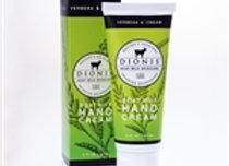 Verbena & Cream Goat Milk Hand Cream, 2.0 oz. tube