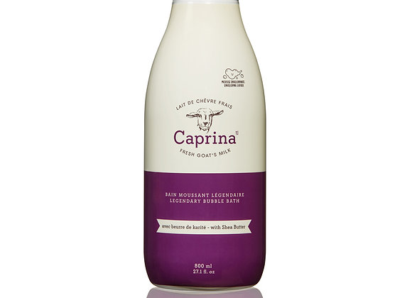 Caprina Legendary Bubble Bath – Shea Butter 27.1