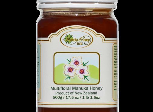Manuka Honey Nutritional benefits