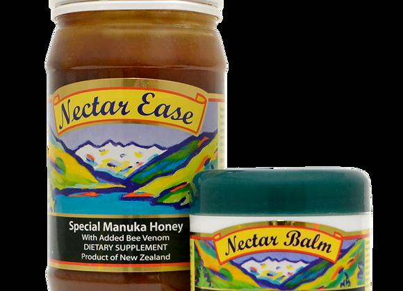 Manuka Honey with Bee Venom & Bee Venom Cream 2-Pack