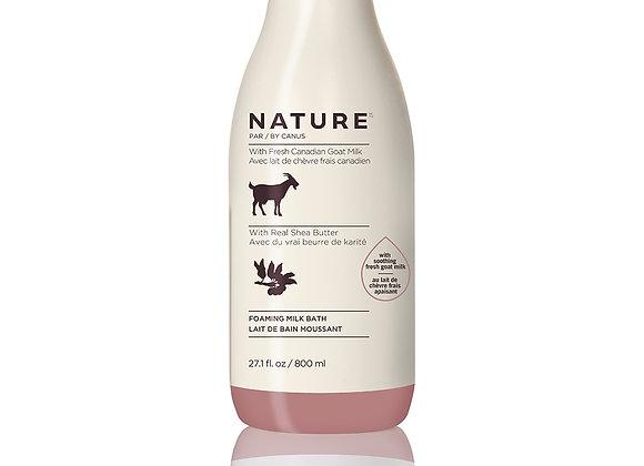 Nature Foaming Milk Bath – Real Shea Butter 27.1 oz