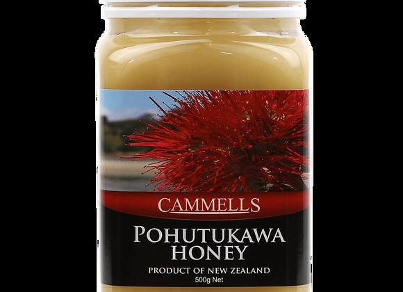 Pohutukawa – Metrosideros Excels honey from New Zealand- 17.5 OZ