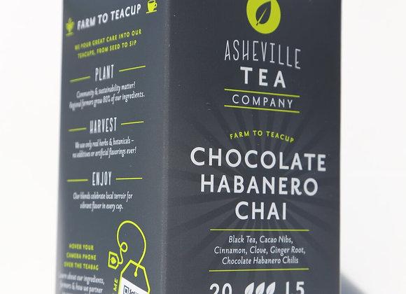 Chocolate Habanero Chai Tea