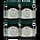 Thumbnail: Manuka Honey UMF(R)16+ 8.8oz/250g, (4 Jars ~ Trial Size