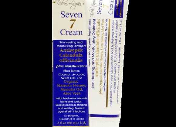 7 Cream New and Improved with Manuka Honey 2 FL OZ