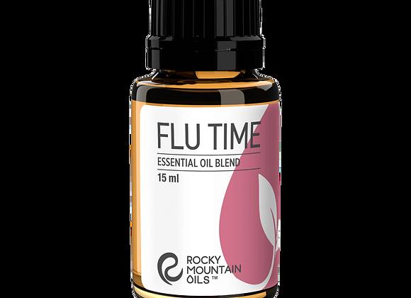 Flu Time (Bolster) Essential Oil Blend