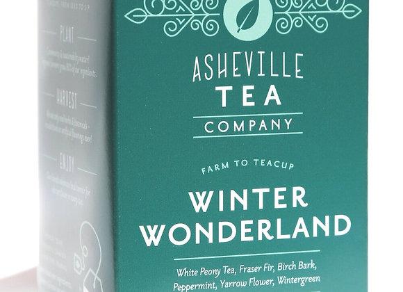 Winter Wonderland Tea