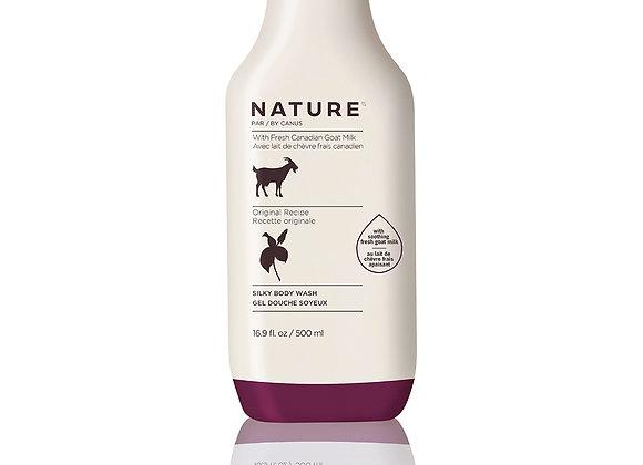 Nature Silky Body Wash – Original Recipe -16.9 oz