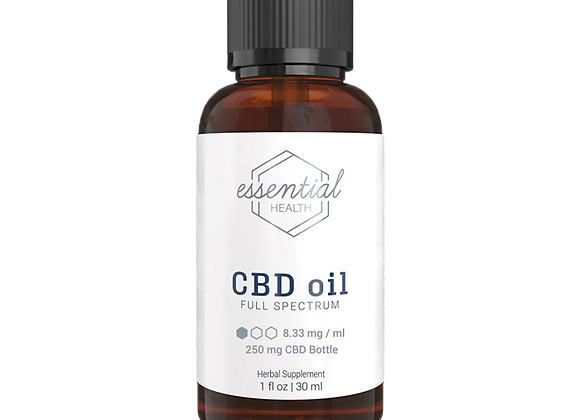 CBD Oil Starter Strength