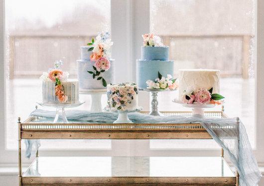 Cake Bar Pastels