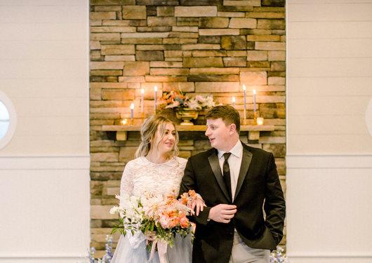 Intimate Wedding Georgia Mountains