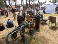 Three Bottom Ferguson Plough