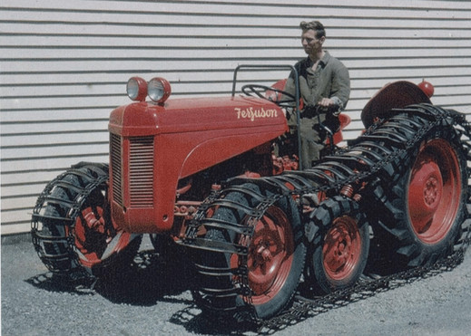 Hillary Expedition Tractor