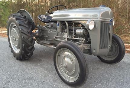 1944 Ford Ferguson