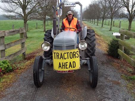 Bill's Tractors' Seventieth Bash