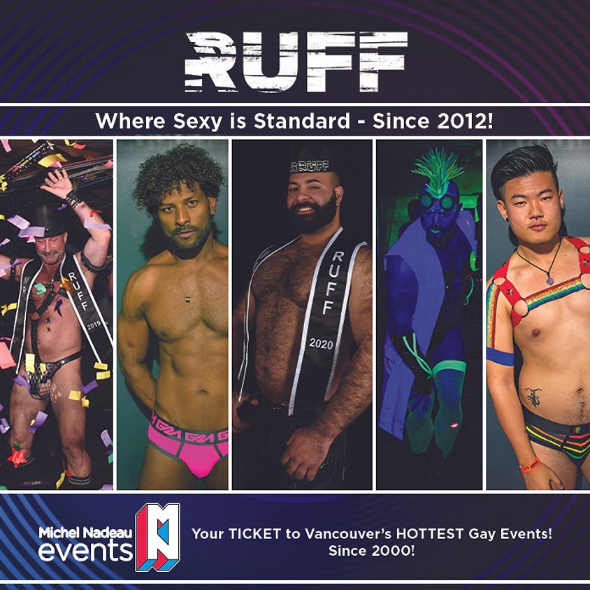 RUFF Black NYE 2021