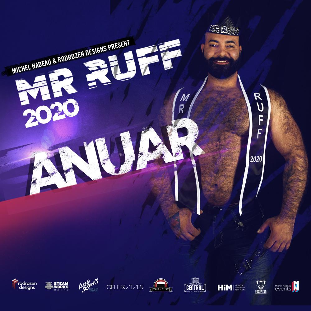 ANUAR - Mr. RUFF 2020