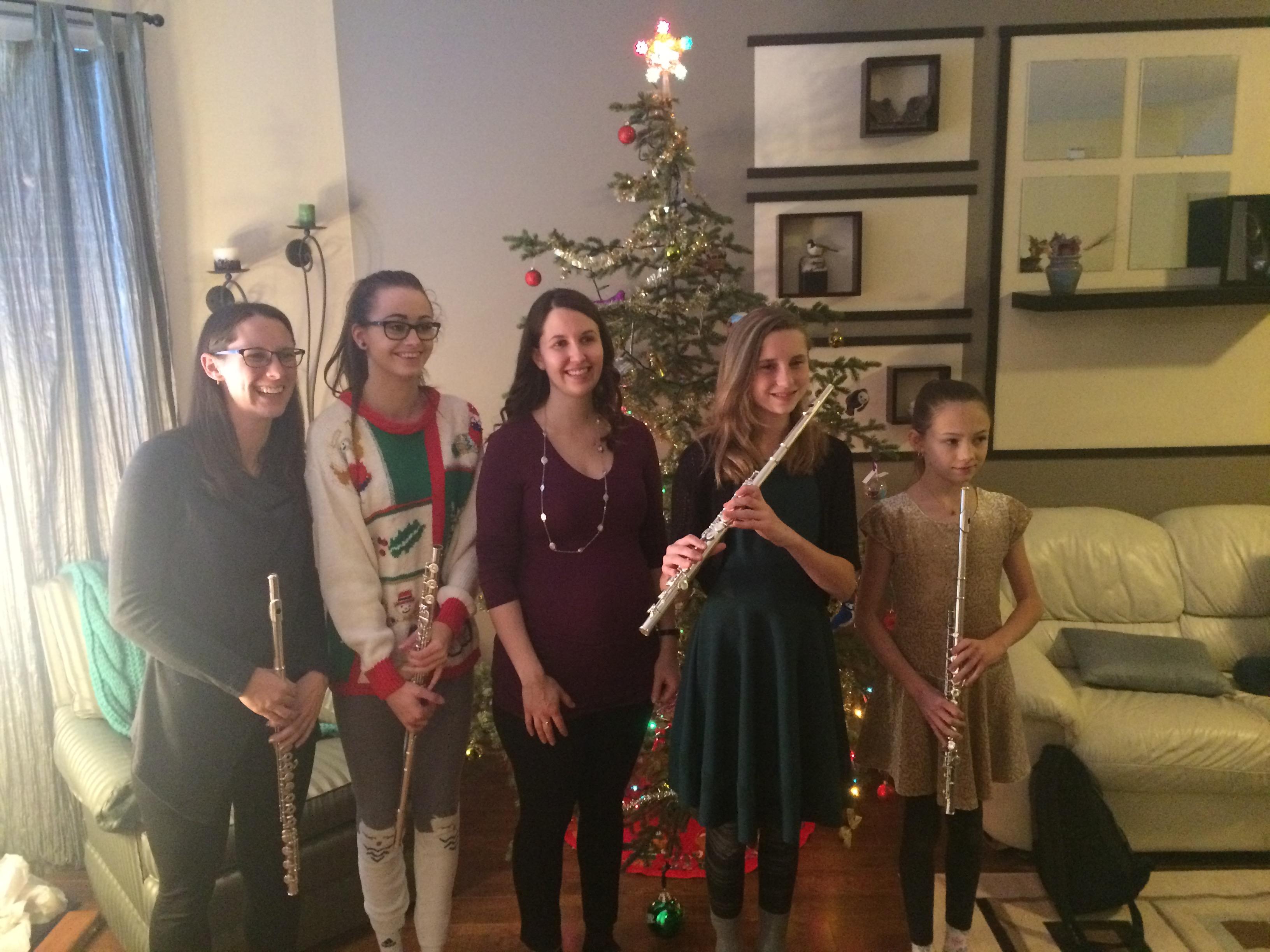 December 2016 Recital