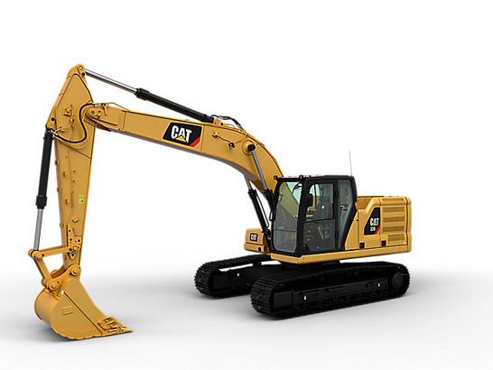 Excavadora 320