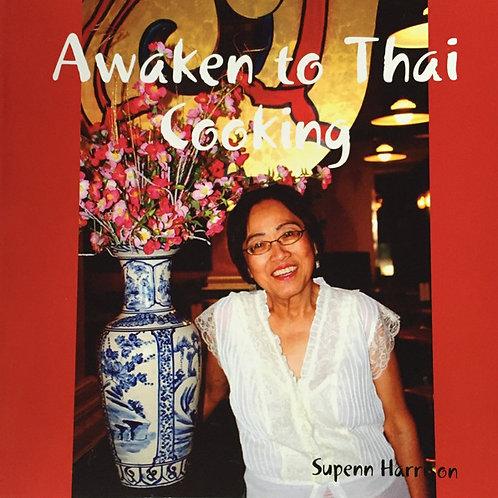 Awaken to Thai Cooking Cookbook