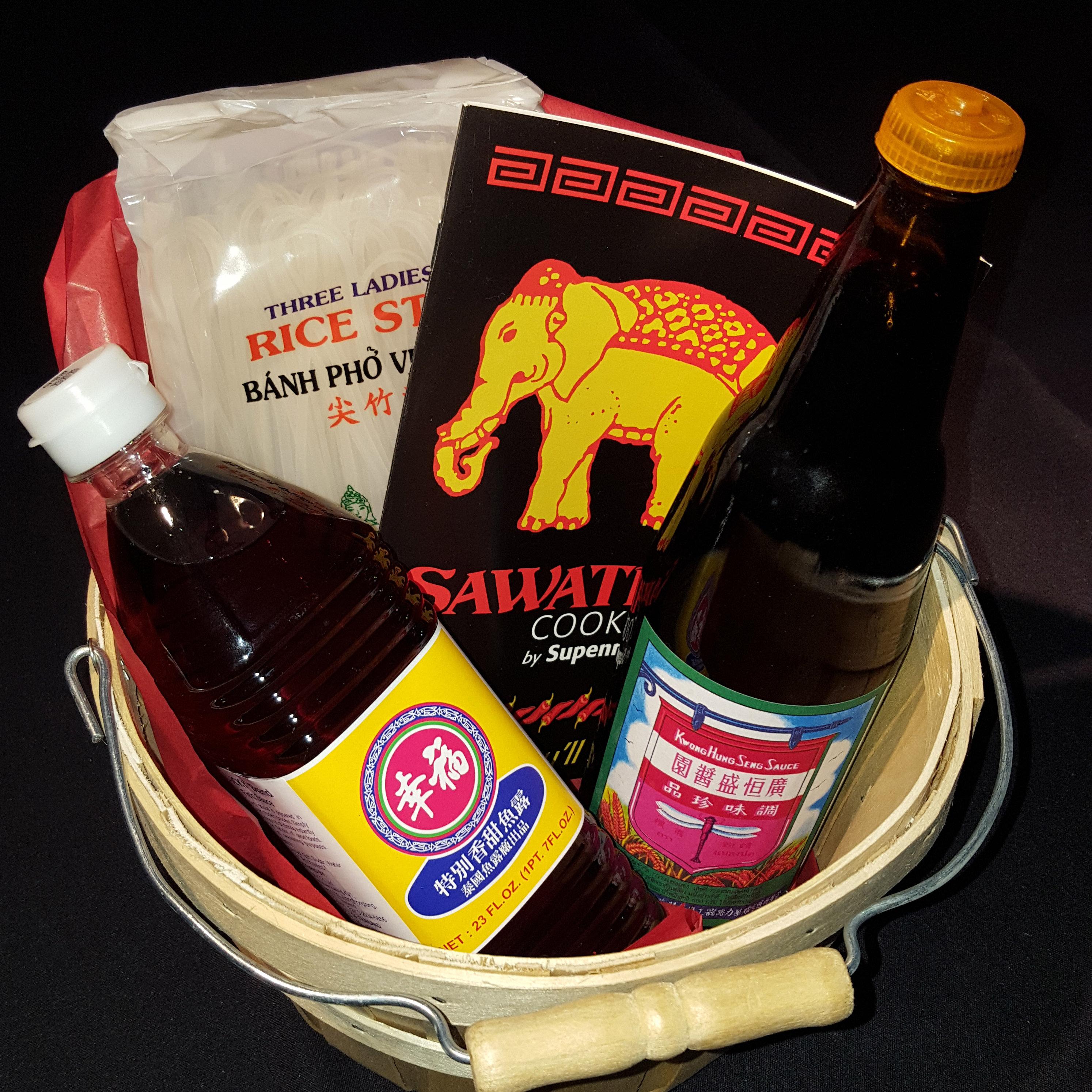 Sawatdee sawatdee gift basket small sawatdee gift basket small 29 taxes included this gluten free negle Gallery