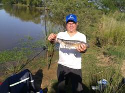 un gran pescador