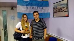 visita de los estudiantes de UNLP