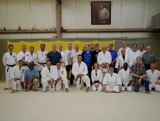 The Summer 2016 Karl Geis Legacy clinic was a fantastic success!