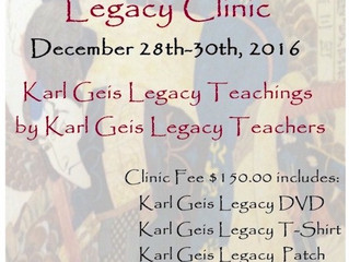 Karl Geis Ryu Winter Legacy Clinic