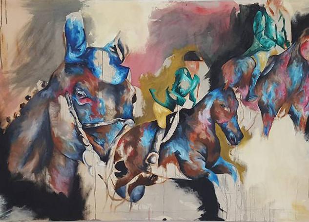 Horses of Speed