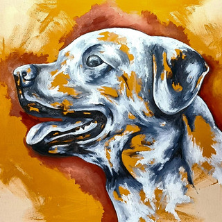 Lenny the Labrador