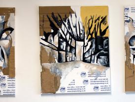 Warehouse Triptych
