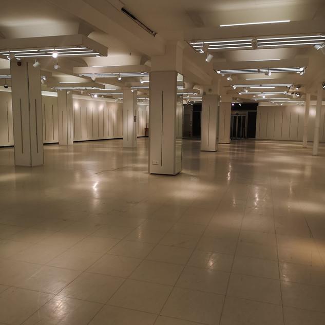 Empty Space at Cornerstone