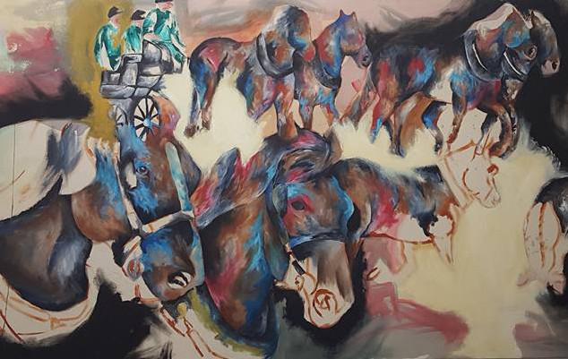 Horses of Power