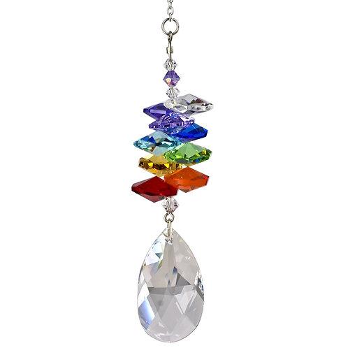 Crystal Rainbow Cascade