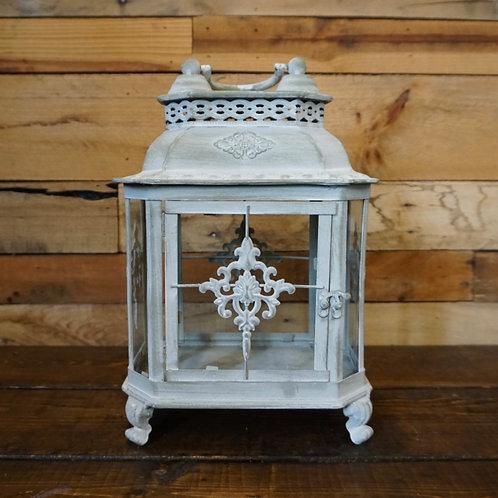 Ivory Antique Lantern
