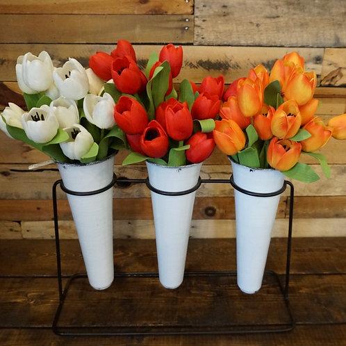 Artificial Tulip Bunches