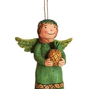 Wings of Whimsy: Warm Welcome Angel Ornament